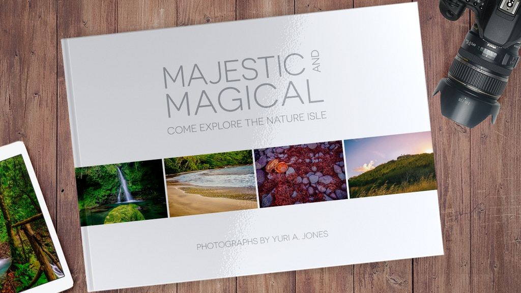 Majestic and Magical - Come Explore The Nature Isle! project video thumbnail