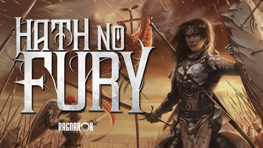 HATH NO FURY   An anthology where women take the lead project video thumbnail