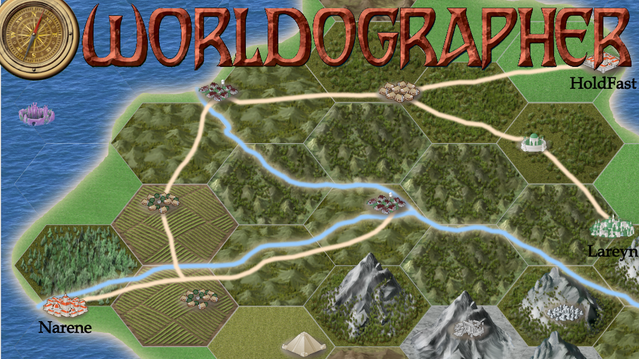 Cityographer - City Generator & Mapping Software by Inkwell