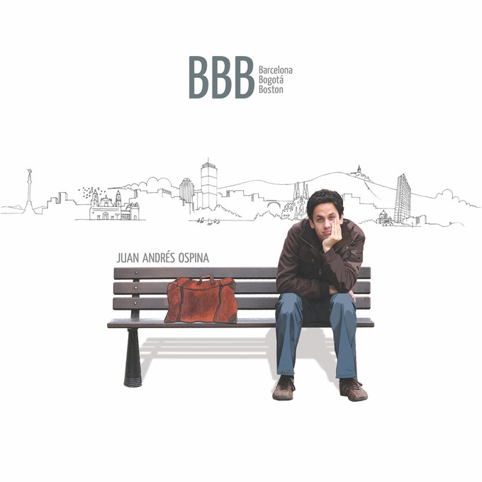 """BBB: Barcelona, Bogotá, Boston"" (2009) was my first album as a leader"