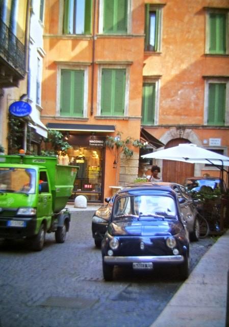 Verona - Italy - Nikon F (1965) nikkor 50mm f 1.2