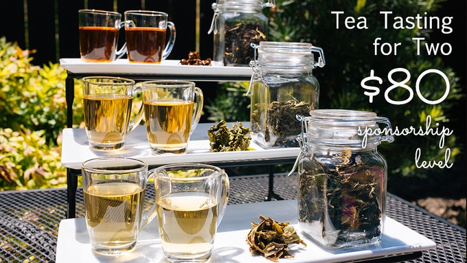 Sample all different types of teas, try different steeping methods, and get all your tea questions answered.