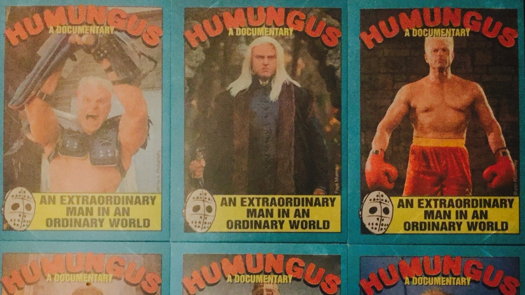 HUMUNGUS: A Documentary project video thumbnail