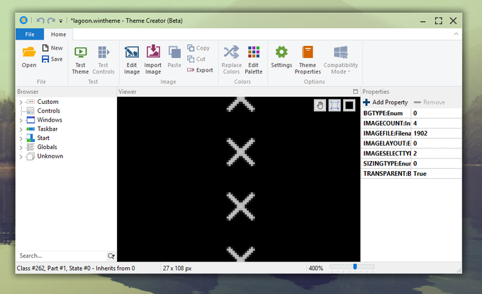Customatic Theme Editor