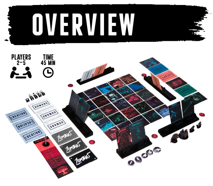 Prototype game pictured with some stretch goals
