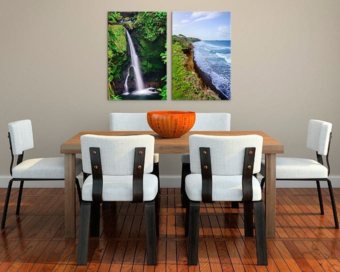 Beautify your home or office with these large Canvas Prints