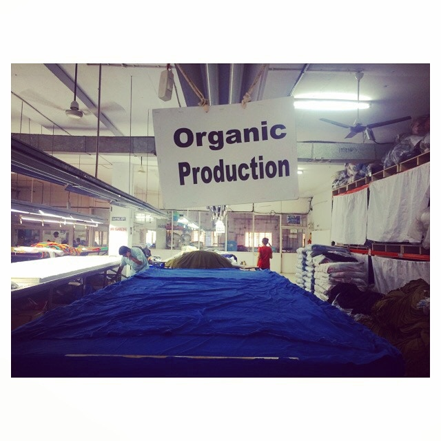 Organic production at RCM