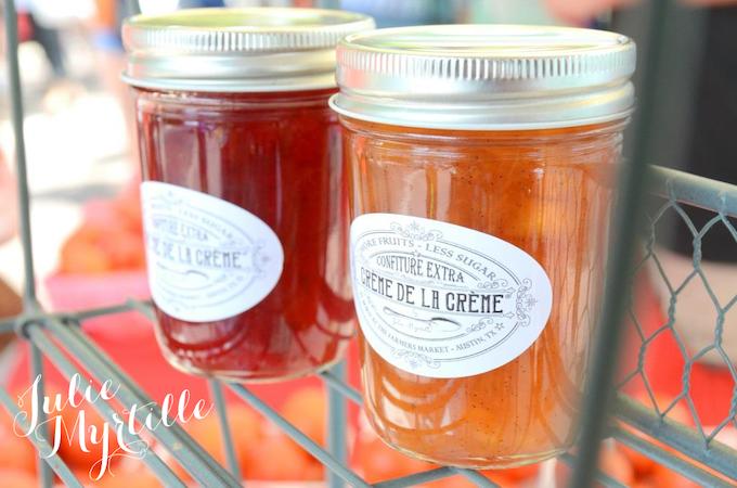 Crème de la Crème jam by Julie Myrtille