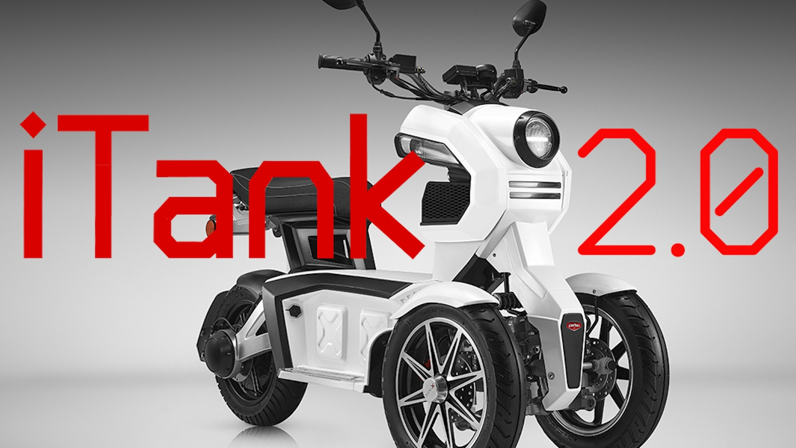 Doohan Itank 20 Improved 3 Wheel Urban Crossover Scooter By Kartik Electric Wiring Schematic Scooters For Sale The Is A Game Changerand Ready In 60 Days Get