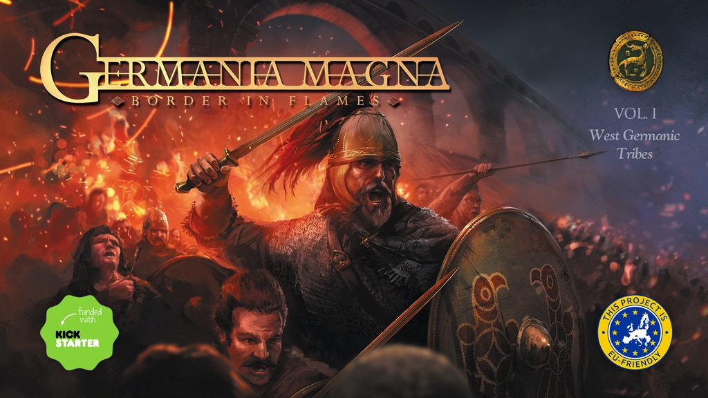 Germania Magna project video thumbnail