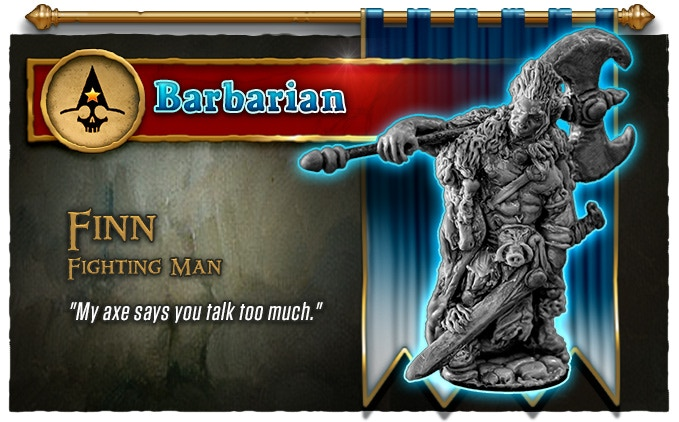 Barbarian [38mm toe-to-eye]