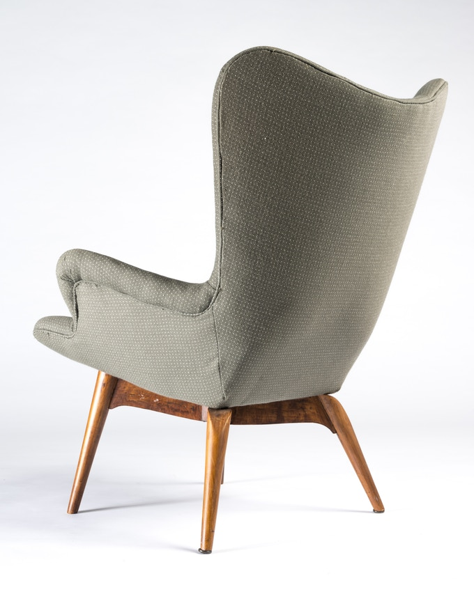 Grant Featherson's R160 Contour chair - rear view