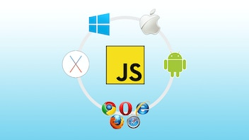 Javascript Software Programming: Web, iOS, Android, Desktop