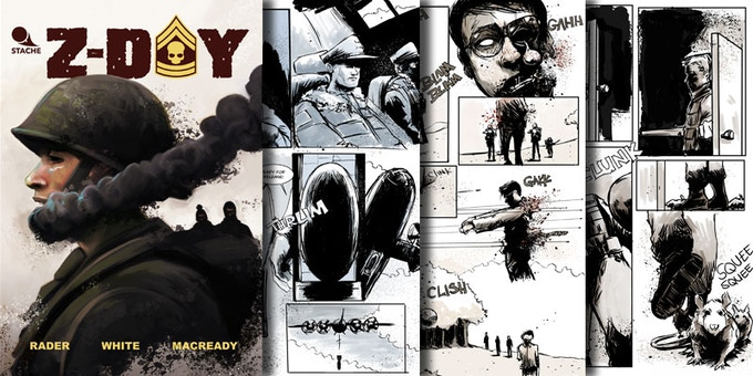 Standard Edition - 108 Page Softcover Graphic Novel