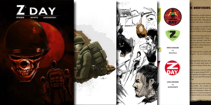 Kickstarter Exclusive Edition - 118 page Hardcover with Bonus Content