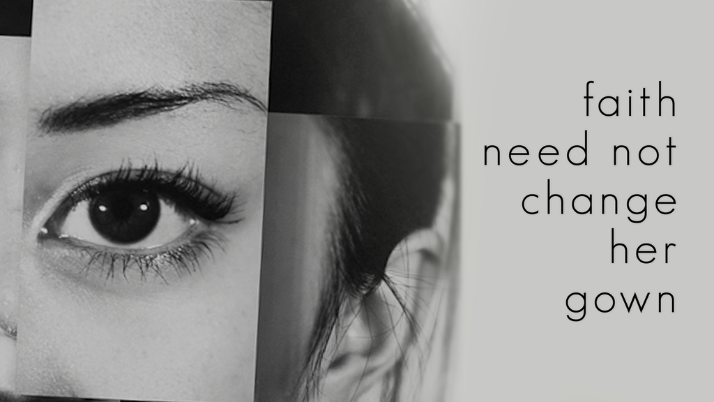 Faith Need Not Change Her Gown: A USC MFA Thesis Film project video thumbnail