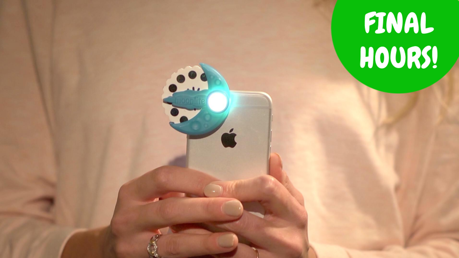 Moonlite A Bedtime Story Projector For Your Mobile Phone By Project Report Of Cell Detector Circuit Natalie Rebot Kickstarter