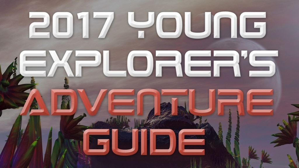 2017 Young Explorer's Adventure Guide project video thumbnail