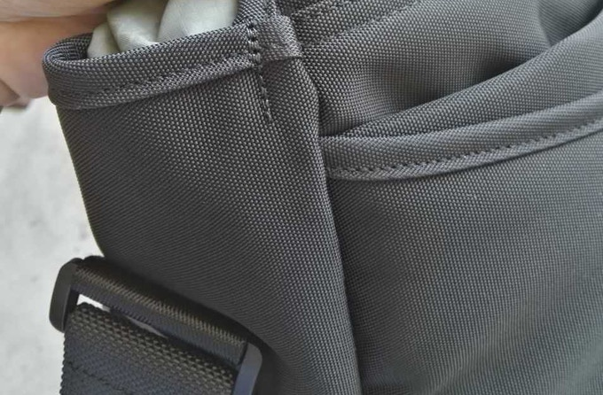 Every seam is carefully stitched.