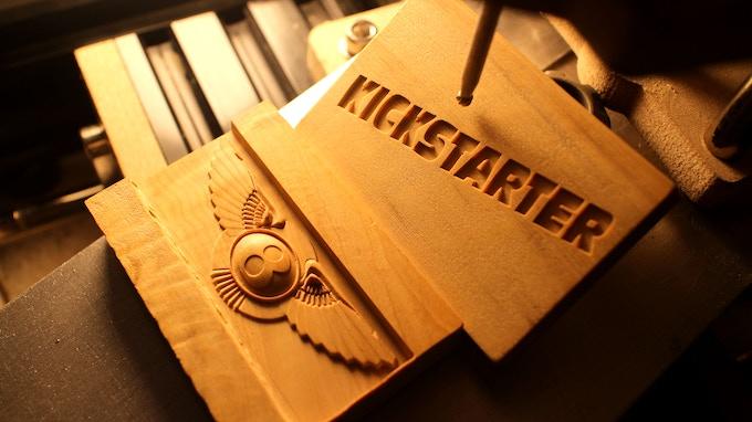CNC by Wei & Sunny — Kickstarter