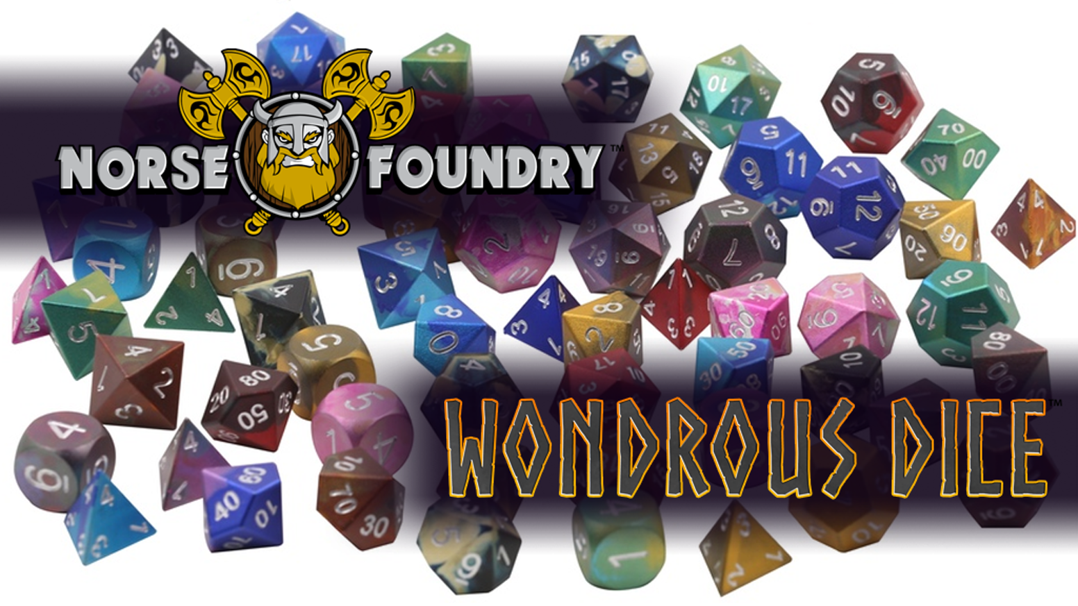 Wondrous Dice Precision 6061 Aluminum Multi Colored Dice By Norse Foundry Kickstarter Norse foundry rpg d20 adventure coins variety gold piece set of 10 zombies dead. wondrous dice precision 6061 aluminum