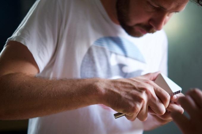 Christian finalized every ZEIº test-device