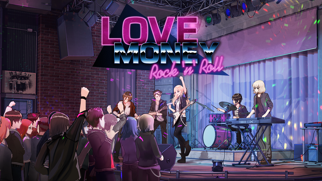 Love, Money, Rock'n'Roll project video thumbnail