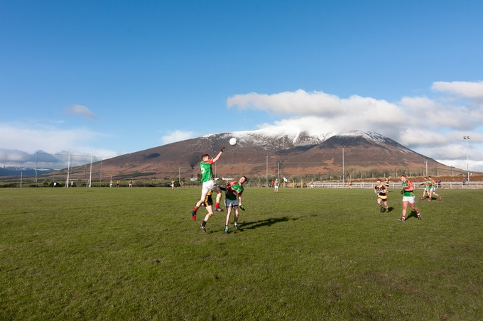 North Mayo junior football league, Bofeenaun, Co Mayo