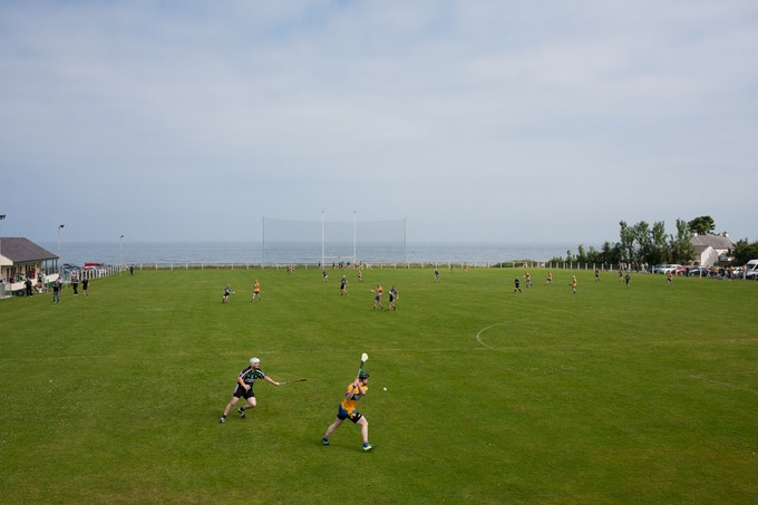Division 3 Antrim Hurling League, Cushendun, Co. Antrim