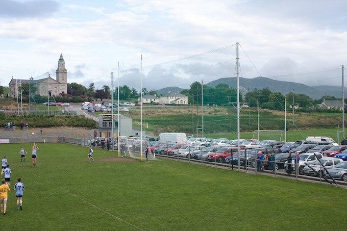 County Down reserve football league, Clonduff, Co. Down