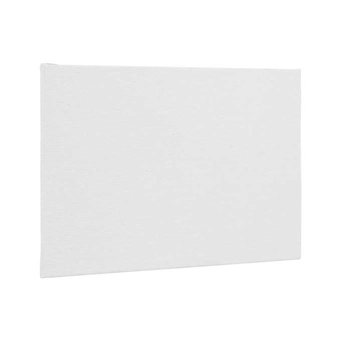 Canvas panel with NFC microchip