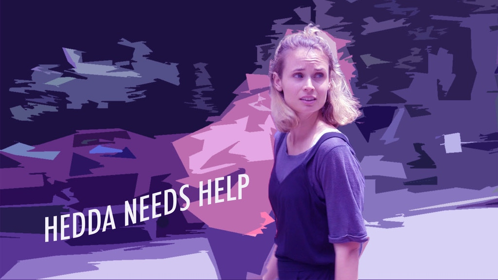 Hedda Needs Help project video thumbnail