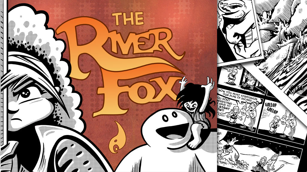 The River Fox project video thumbnail