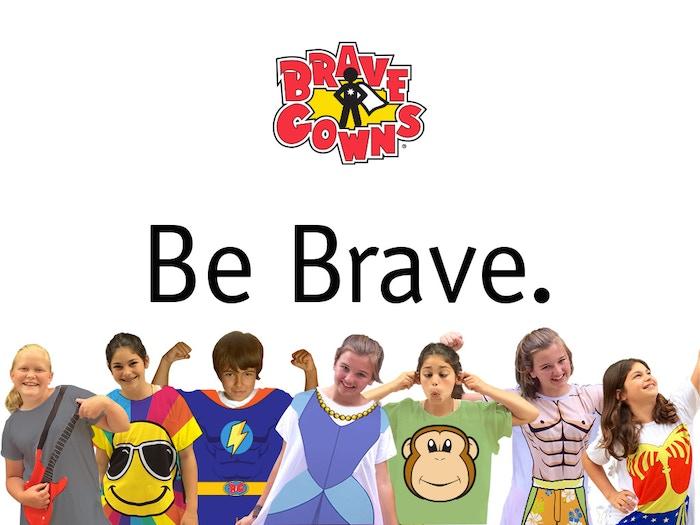 Brave Gowns Help Children Fight Illness w/ Superhero Powers! by ...