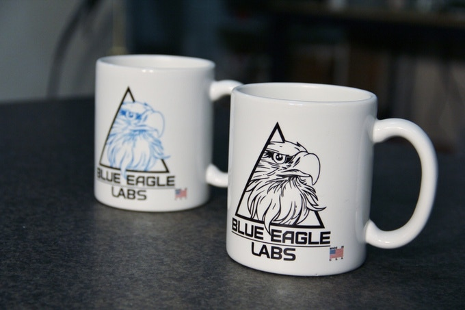 Blue Eagle Labs Coffee Mug