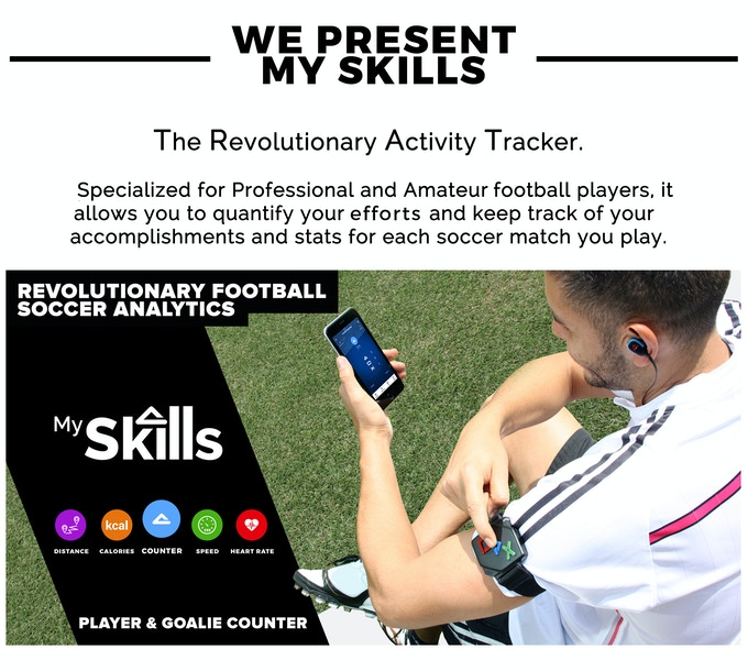 My Skills Revolutionary Football Soccer Analytics  by Chromatic