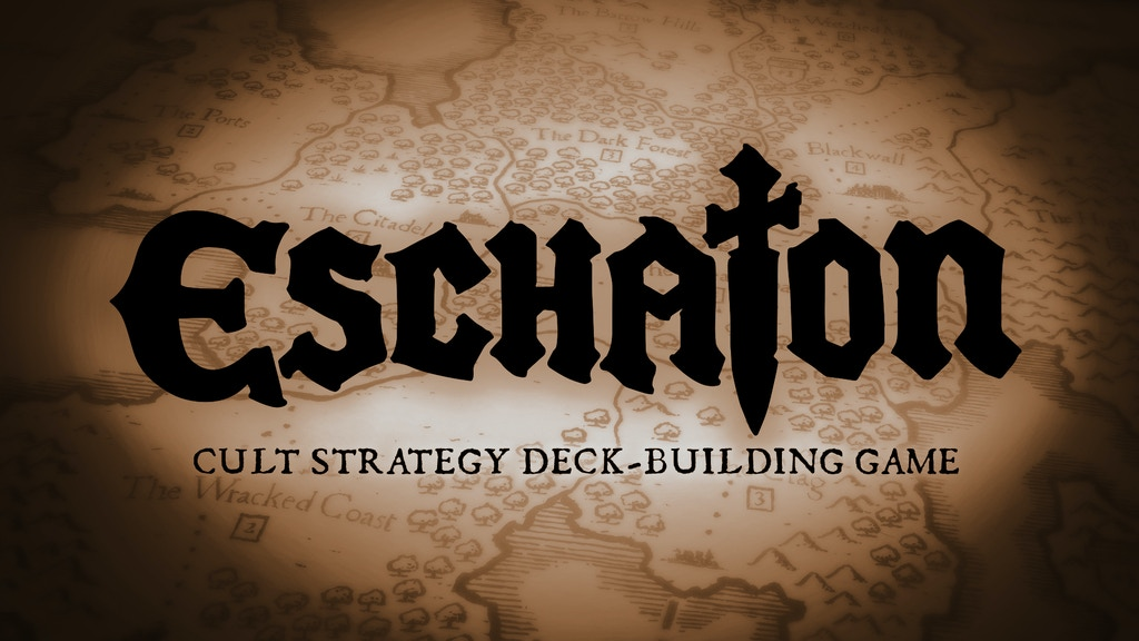 Eschaton: A Cult Strategy Deck-Building Game project video thumbnail