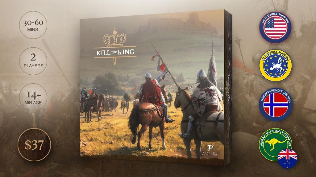 Kill the King project video thumbnail