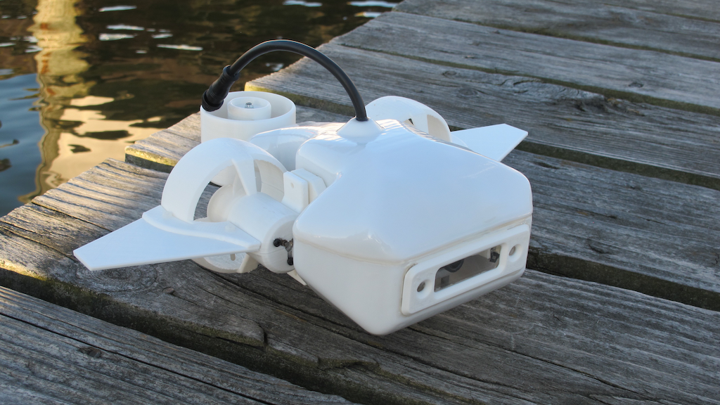 Fathom One   The Affordable, Modular, HD Underwater Drone project video thumbnail