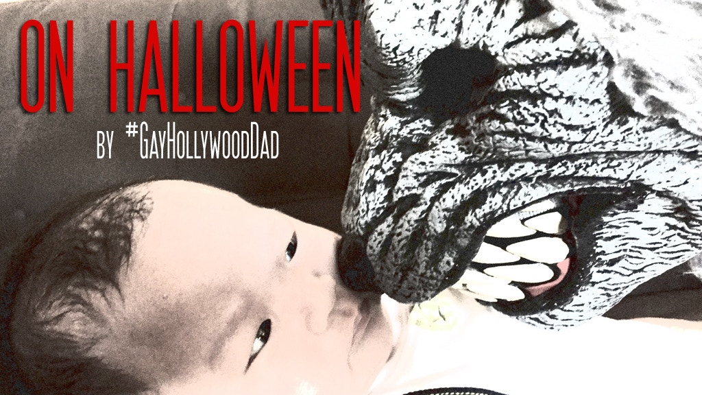 """""""On Halloween"""" by #gayhollywooddad project video thumbnail"""