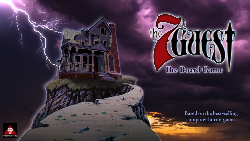 The 7th Guest Board Game project video thumbnail