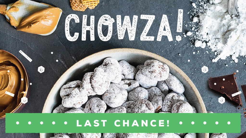 Chowza Confections – Deliciously Sweet Snacks with a Mission project video thumbnail