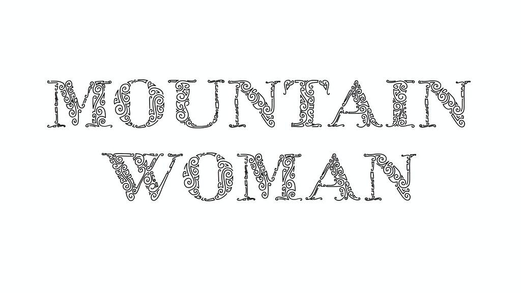 Mountain Woman by Jozef Wright and Melissa Tapper —Kickstarter