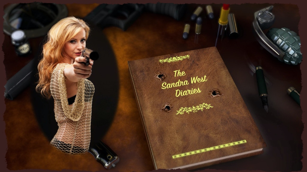 """""""The Sandra West Diaries"""" - Episodes 2 & 3 project video thumbnail"""