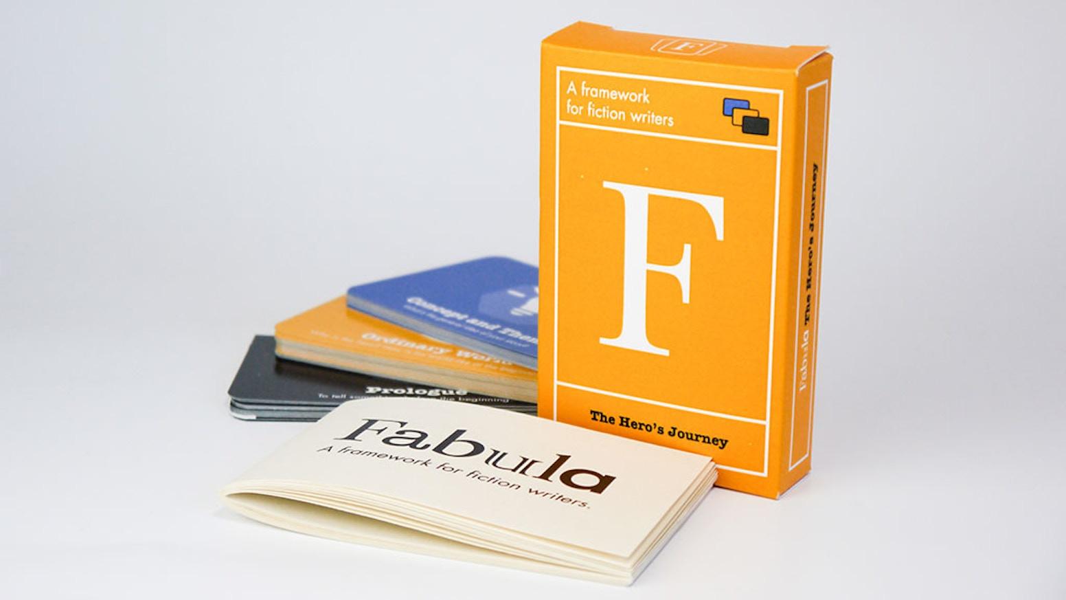 Fabula Storytelling Cards by Matteo di Pascale — Kickstarter