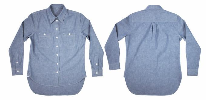 8ec381bda1 Alec Wagner - Womens-japanese-selvedge-denim-shirts.