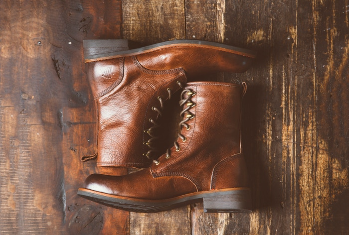 Heritage inspired boots for men & women made from luxuriously tanned leathers, loaded with waxes & oils, built for all day comfort.