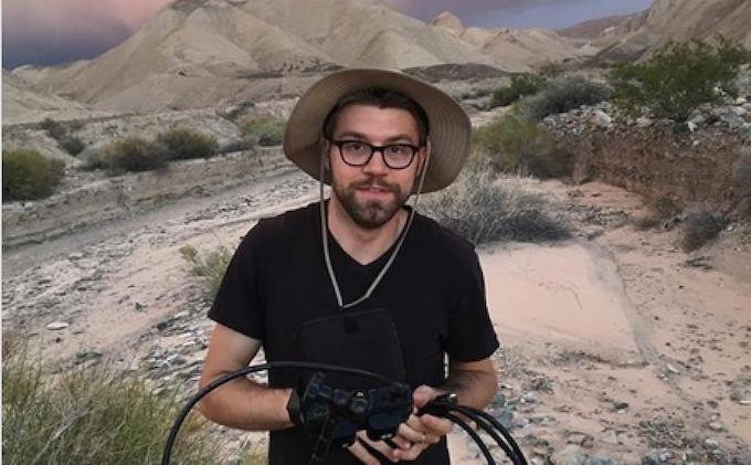 Nate Cornett - Cinematographer