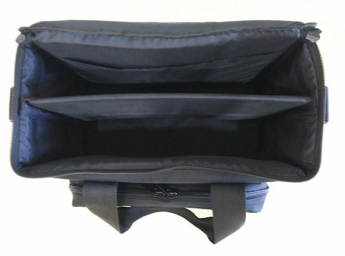 Adjustable internal divider
