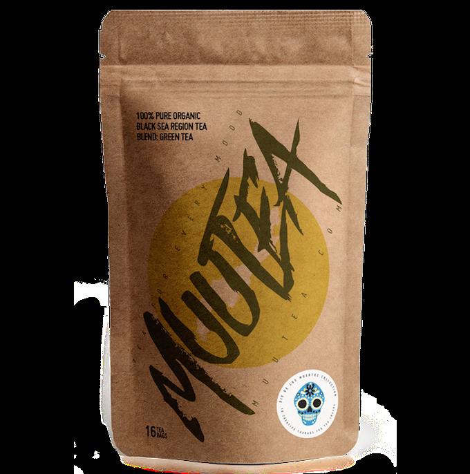 Green Tea Package (Total 16 tea bags included)
